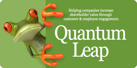 quantum leap helping companies expand shareholder value
